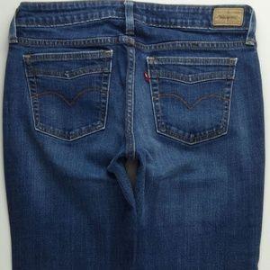 Levi's 545 Boot Cut Low Rise 8 Women's Jeans C229P
